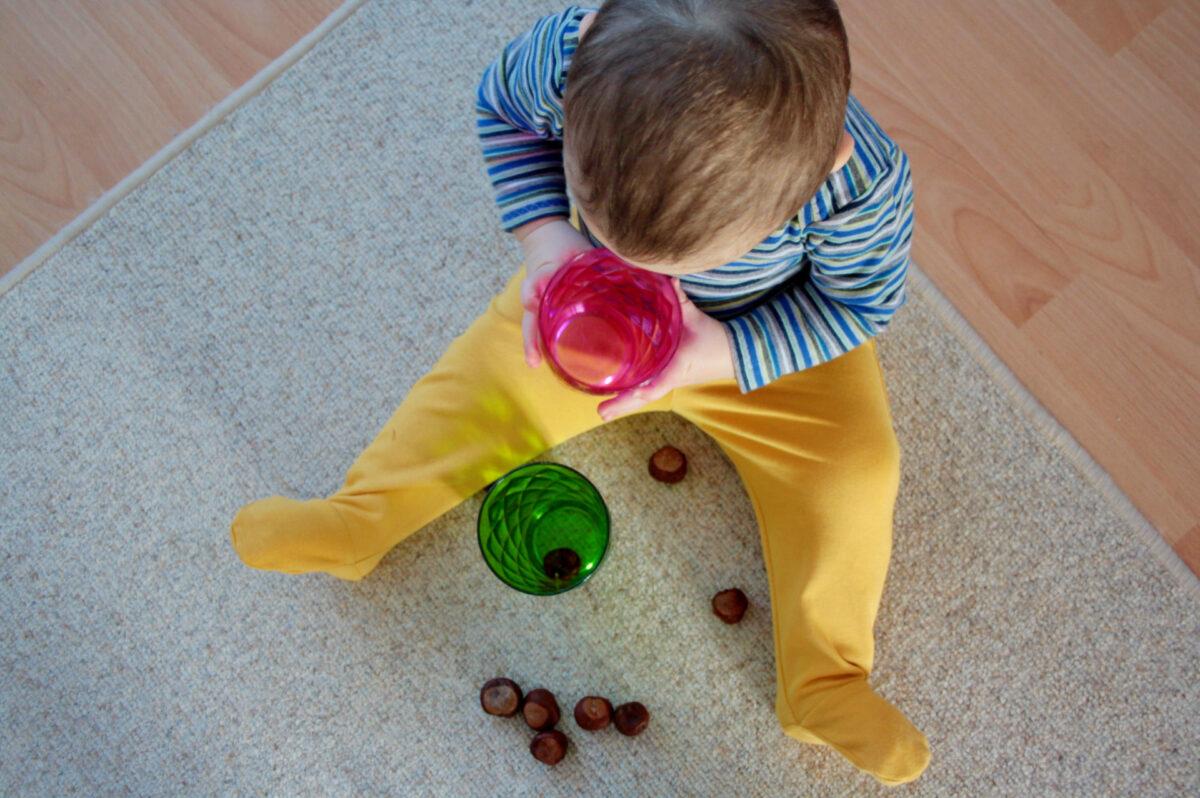 Polodupačky šafránově žlutá Riska