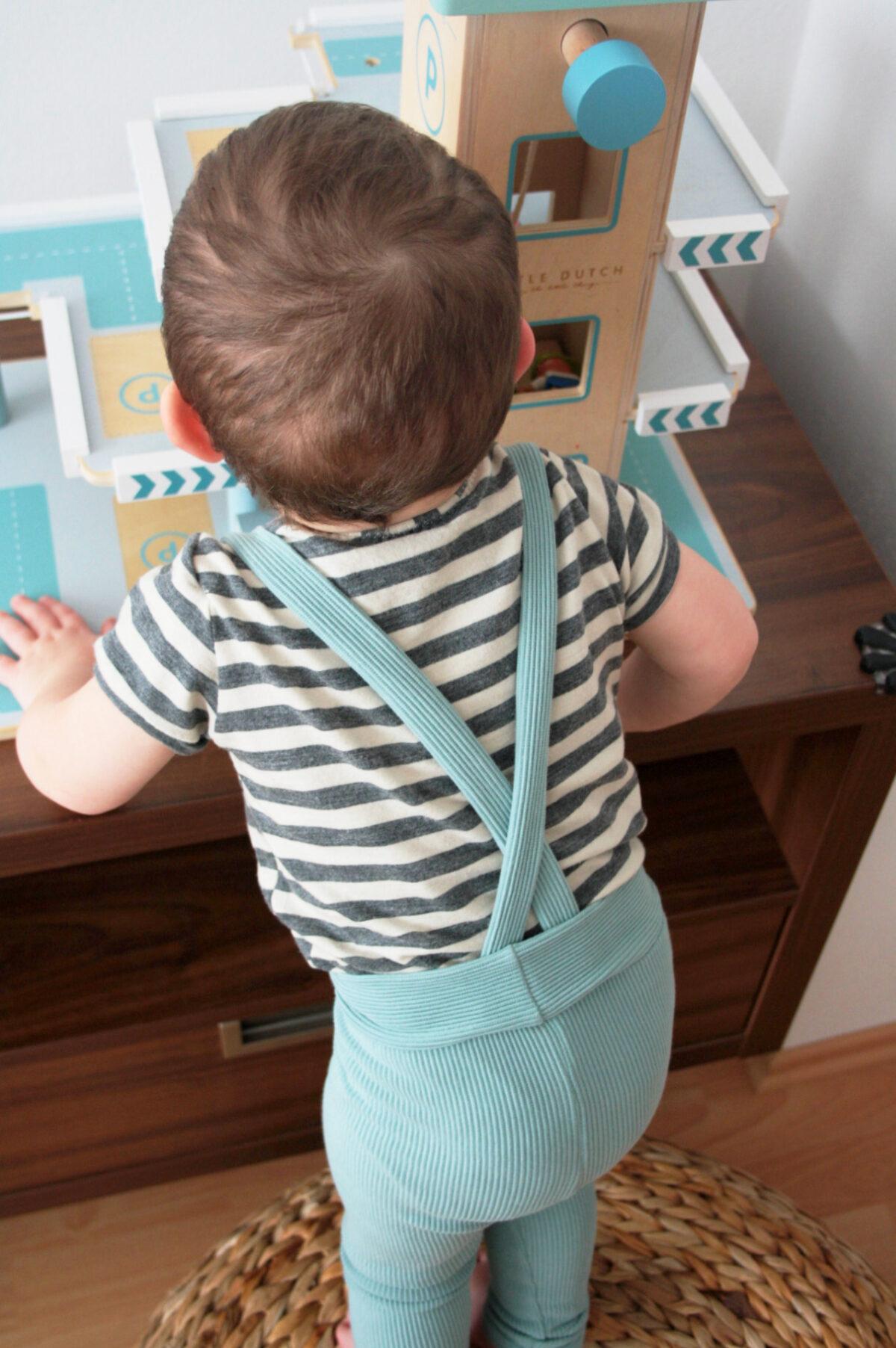 Punčošky kojenecké Riska (1)