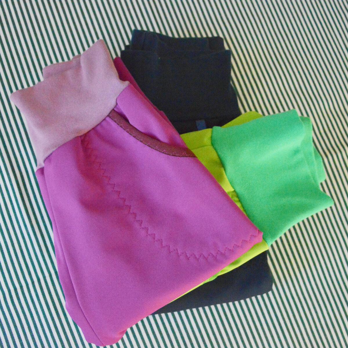 Softshellové Kalhoty - Riska (3)